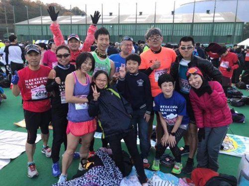 2018所沢シティマラソン|おおはら村鍼灸整骨院ご利用ランナーさん達と