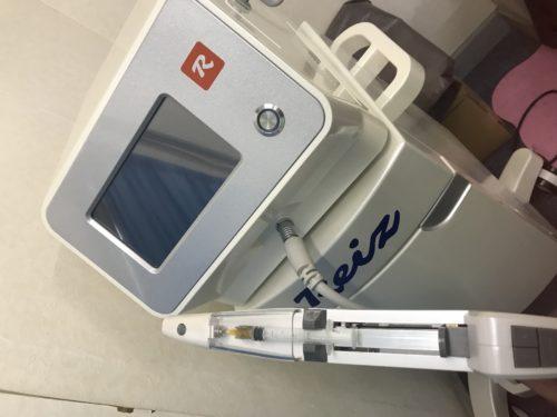 所沢市初のシミシワほうれい線ケア最新機器