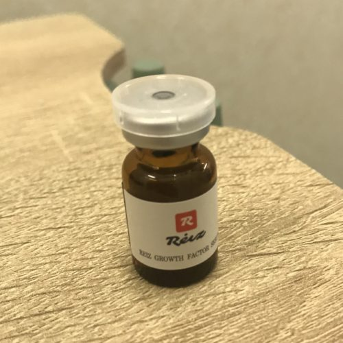 所沢市初の三種類混合ヒト幹細胞培養液でシミシワほうれい線ケア